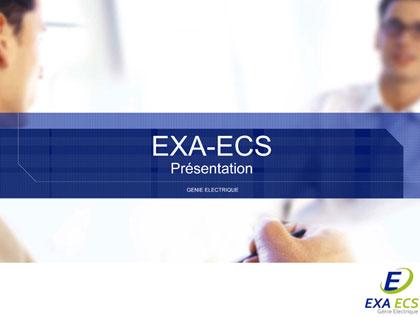 EXA-ECS : Nous Connaitre