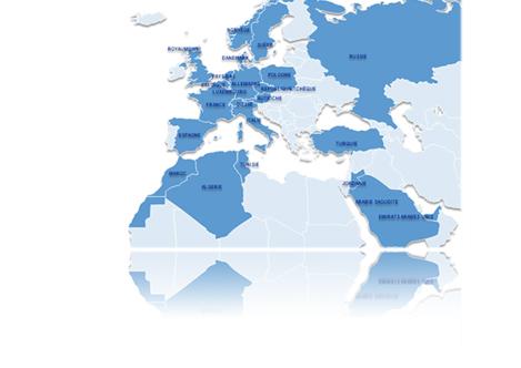 EXA-ECS : Groupe Devoteam dans le monde