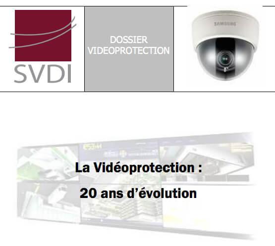 Evolution videoprotection par SVDI