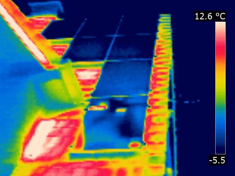 thermographie enjeux bâtiment
